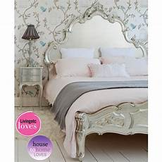 sylvia silver leaf bed bedroom company