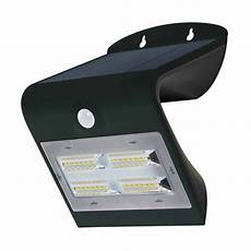 luceco solar pir wall light security lights mitre 10