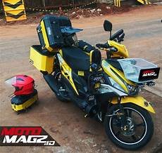 Modifikasi Mio M3 by Kumpulan Foto Modifikasi Yamaha Mio M3