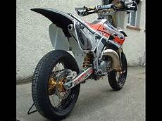 Satria 2 Tak Modif Supermoto by Motor Trend Modifikasi Modifikasi Motor Suzuki