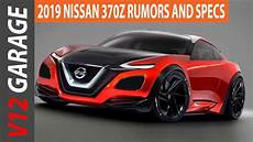 2019 nissan 370z redesign news 2019 nissan 370z redesign and specs