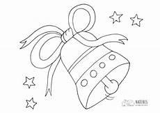 Ausmalbilder Weihnachten Glocke Schwingende Glocke Nadines Ausmalbilder