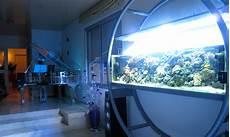 Aquarium D Eau De Mer Sur Mesure Cr 233 233 Et Imagin 233 Par