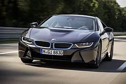 2015 BMW I8  Top Speed