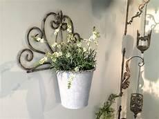 Blumenkästen Für Die Wand - blumen topfhalter blumentopf f 252 r die wand tolle blumen