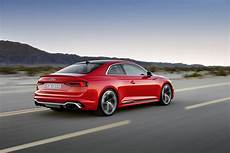 audi rs5 ps audi launches new rs5 coupe with 450 ps bi turbo v6 tfsi carscoops