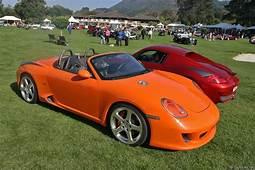 RUF RK Spyder & Coupe  Super Cars Porsche 986