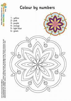 create color by number worksheets 16101 science projects rangoli color by numbers free