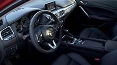 Mazda 6 Innenraum - 2017 mazda 6 sedan wagon interior design automototv