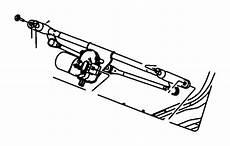 motor repair manual 1994 chrysler lebaron windshield wipe control jeep wrangler windshield wiper linkage front 55077859ad atlanta west chrysler lithia