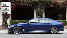 2017 bmw alpina b7 review big sedans aren t supposed to