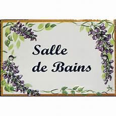 Plaque Salle De Bain Pour Votre D 233 Coration Plaque De Service 233 Maill 233 E Plate