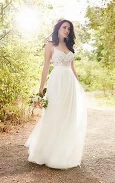 Brautkleid Boho Style - boho wedding dresses boho wedding dress martina liana