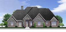 european house plan with craft room 100032shr