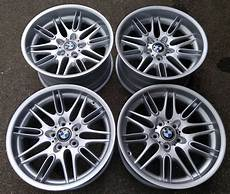 Bmw M5 E39 Styling 65 Genuine Oem Alloy Wheels Staggered