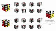 Magic Cube Lösung - cubo di rubik soluzione immagini per principianti