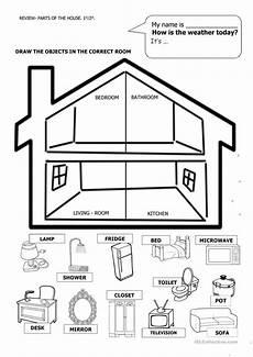 house and furniture worksheet free esl printable worksheets made by teachers