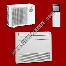 clim reversible console au sol climatisation r 233 versible console au sol en position