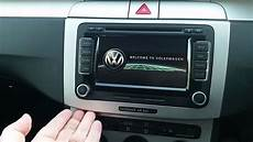 faulty vw rns 510 navigation system how to repair