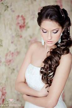 Wedding Hairstyles Hair To The Side