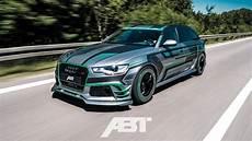 1 000 Hp Abt Rs6 E Concept Abt Sportsline