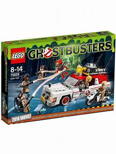 lego ghostbusters 75828 ecto 1 ecto 2 set at lewis