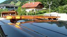 bullit basic led warnbalken gelb 911services gmbh