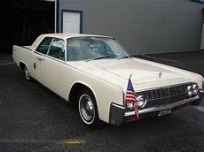 Lincoln Continental 4 - 1962 lincoln continental 4 door sedan f kennedys