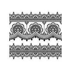 mehndi indische henna t 228 towierung nahtlose muster
