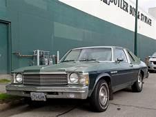 Old Parked Cars Vancouver 1978 Buick Skylark