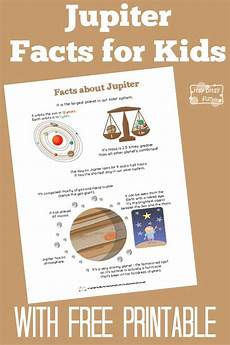 jupiter facts for itsy bitsy