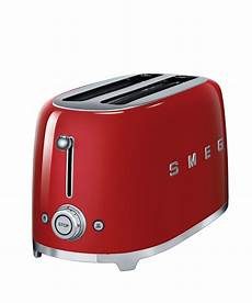 smeg toaster rot 4 scheiben kitchenpoint smeg premium shop