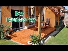 Holz Terrasse Aus Paletten Bauen Kosten Max 100 200
