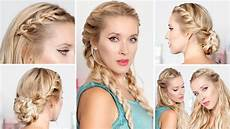 cute easy hairstyles for school medium hair