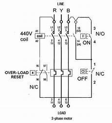 dol starter 3 phase wiring jpg