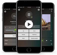 smart home loxone the loxone smart home app app home loxone