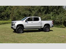 2019 Chevrolet Silverado 1500 HD2 Running Boards by Rough