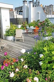 comment aménager une terrasse photo terrasse 40 terrasses comme des petits coins de paradis chemin de jardin jardins sur