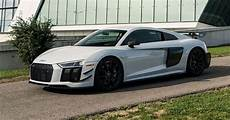 Audi R8 V10 Plus Competition Package Is Limited To Just 10