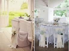 wedding chair sash alternatives it s all in the details six alternative chair decor ideas