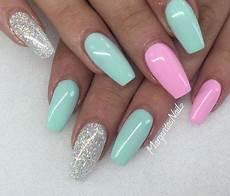 nails muster 44 coffin acrylic summer nail designs 2019 nail designs