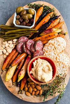 roasted carrots easy appetizer recipe reluctant entertainer