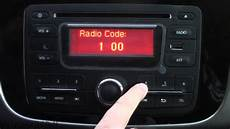 How To Activate Renault Radio Code كيفية تفعيل وإدخال