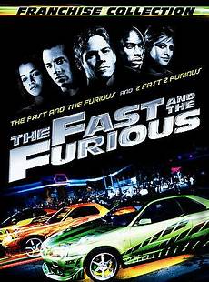fast and the furious fast and the furious franchise collection dvd 3 disc new