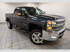 New 2019 Chevrolet Silverado 2500HD Work Truck Double Cab