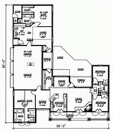 house plans with detached in law suite house plan with in law suite family home plans blog