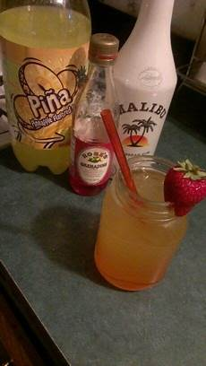 a cheap and easy drink pineapple flavored soda wal mart