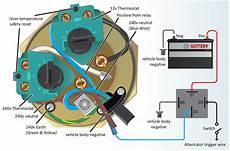 surejust gt surecal 12v 240v motorhome water heater immersion connection instructions