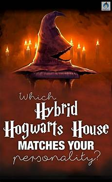 harry potter house test which hybrid hogwarts house matches your personality