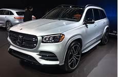 2019 Mercedes Gls Suv Revealed At 2019 New York Motor